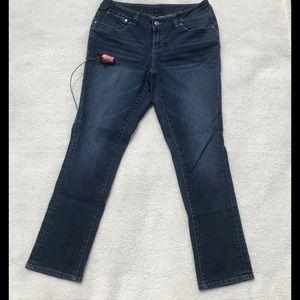 Jag jeans EUC curvy fit size 16W